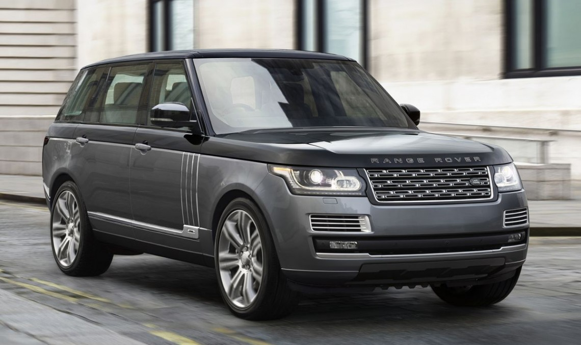 GL's fiercest rival unveiled: Range Rover SVAutobiography