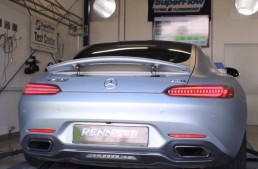 Renntech prepares first-ever tuned Mercedes-AMG GT
