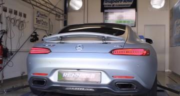 Renntech prepares first-ever tuned Mercedes-AMG GT