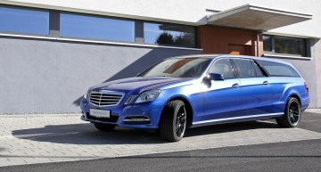 Binz builds the Endless E-Class