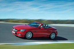SLK gets technical update, new engines and transmissions