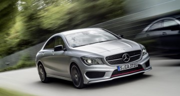 Power boost for Mercedes-Benz CLA 45 AMG and GLA 45 AMG