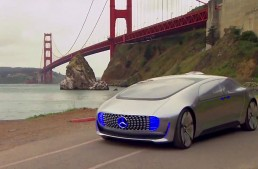 F015 Luxury in Motion – interior walkthrough and drive around SF