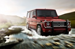 The G-Class gets a heart transplant