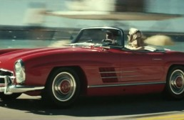 The icons of today, the legends of tomorrow – the Mercedes-Benz latest video ad