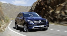 Mercedes-Benz GLE prices announced. Base model now 1.900 euros cheaper