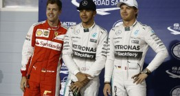 Bahrain F1 Qualifying: Hamilton defeats Vettel and gets the pole