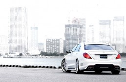 The Beauty is the Beast – an S-Class tuned by Wald