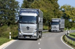 Mercedes-Benz Actros 1842 wins Green Truck Award