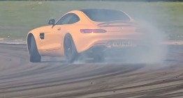 EVO drives – no, thrashes the Mercedes-AMG GT S on track