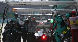 MERCEDES-AMG PETRONAS 2015 Chinese Grand Prix preview