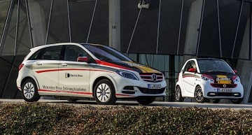 Daimler says electric cars ideal for driving schools