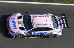 Eurodatacar becomes co-sponsor of Mercedes-AMG DTM Team