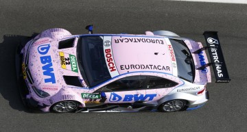 Eurodatacar becomes co-sponsor of Mercedes-AMG DTM Team