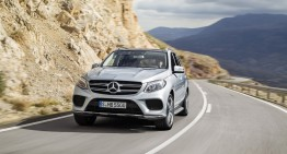 Video: first TV commercial for the new Mercedes-Benz GLE