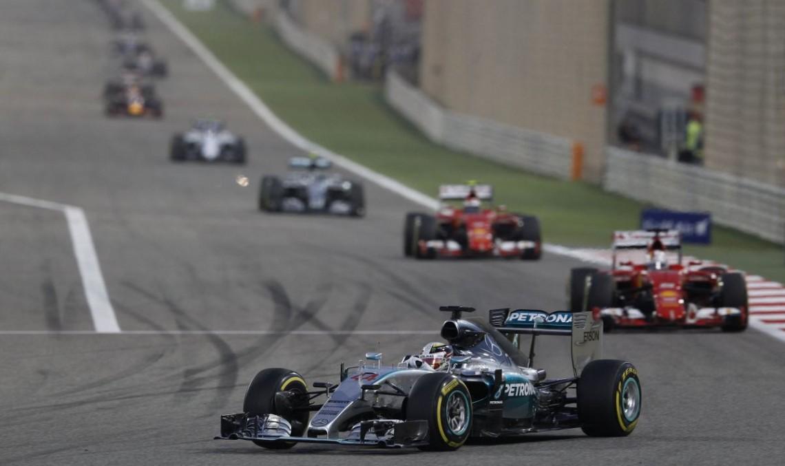 Bahrain F1: Hamilton wins, Raikkonen comes second