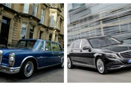 Dilemma: Mercedes-Benz 600 W100 for the price of a new Mercedes-Maybach?