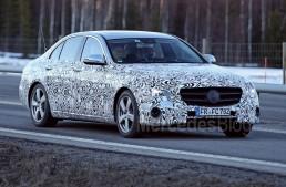 New info about the next Mercedes E-Class