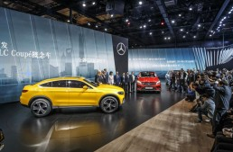 Mercedes-Benz LIVE from the Shanghai Auto Show