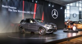 Mercedes-Benz live from the 2015 New York International Auto Show (NYIAS)
