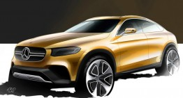 Only four days left till GLC Coupe concept debut