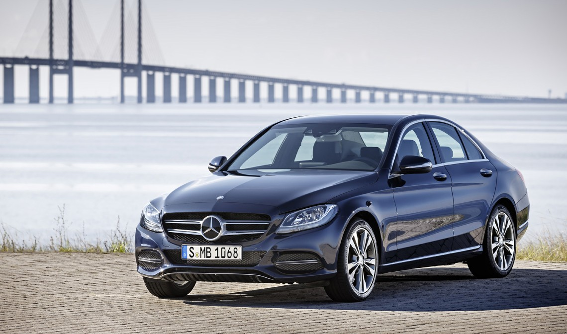 The cost effective way to drive the C-Class – five new models