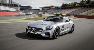 Mercedes-AMG GT S als offizielles Saftey Car der DTM 2015  Mercedes-AMG GT S as the Official Safety Car of the DTM 2015