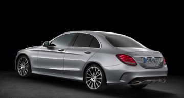 Mercedes-Benz outsells BMW in the U.S.
