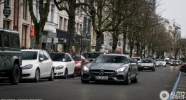 Mercedes-AMG GT S spotted in Düsseldorf: Make some noise!