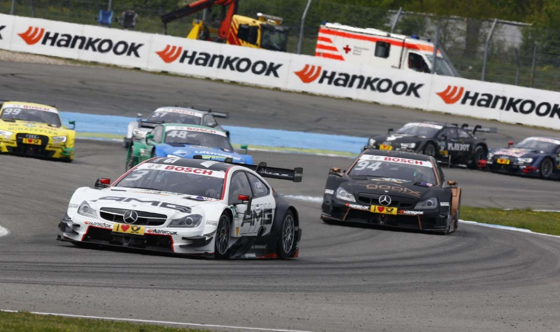 More show: the DTM 2015 season