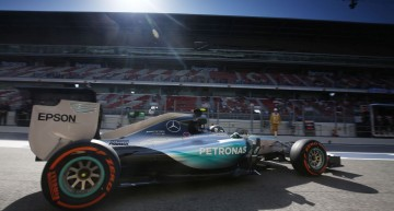 F1 Spain, Qualifying: Rosberg takes pole, Hamilton comes next