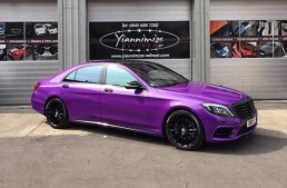 Did this S-Class go through Purple Rain?