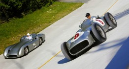 The 50-year gap: Lewis Hamilton vs Sir Stirling Moss