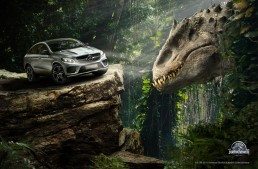 "The Jurassic ""Mercedes"" World. Spoiler alert!"