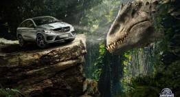 """The Jurassic """"Mercedes"""" World. Spoiler alert!"""