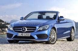 Hotly anticipated Mercedes-Benz C-Class Cabrio revealed