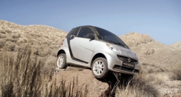 The off-road smart