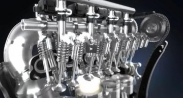 How does the CAMTRONIC innovative engine management work