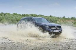 WORLD-FIRST: Mercedes-Benz GLC already tested by Autocar