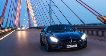 The video that makes you want more of the Mercedes-AMG GT