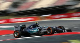 F1: 2-day testing in Spain