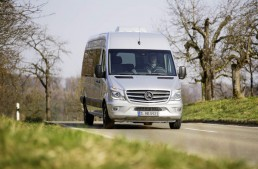 Mercedes-Benz celebrates the 20th anniversary of the Mercedes-Benz Sprinter