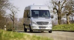 Mercedes-Benz celebrates the 20th anniversary of the Mercedes-Benz Sprinter