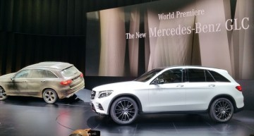 LIVE REPORT. Mercedes-Benz GLC is here. FULL DETAILS