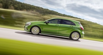 Official: Mercedes A-Class facelift