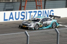 DTM Lausitzring: Jamie Green is rolling after having left the Mercedes-Benz squad