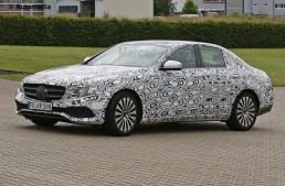 The future Mercedes E-Class – the most intelligent car ever made