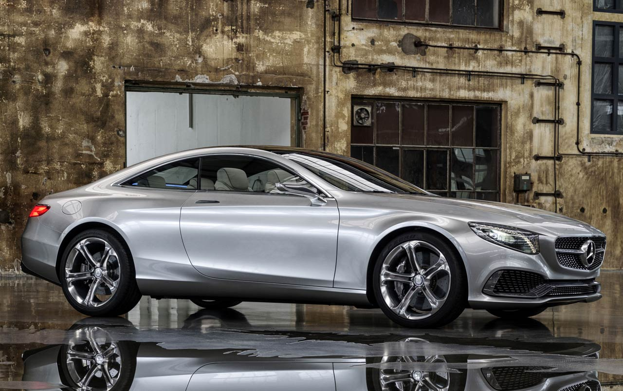 defying gravity new video of the s class coupe mercedesblog. Black Bedroom Furniture Sets. Home Design Ideas