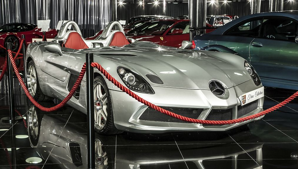 TOP TEN Mercedes-Benz treasures of the TIRIAC COLLECTION