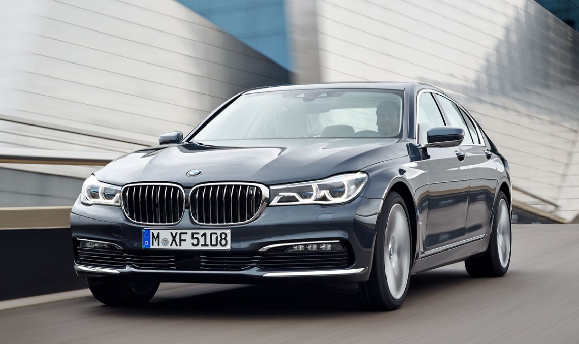 The new BMW 7 Series is here and… it's OK
